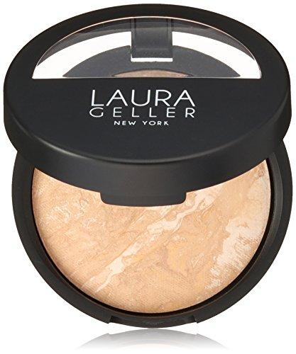 LAURA GELLER NEW YORK Baked Balance-N-Brighten Color Correcting Foundation, Light