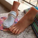 Manichino Sarta Giocattolo del corpo umano Modello Silicone piede bambino reale misura del piede - Ragazza piedi Modello - Piedi Cultura Art Model piedi Manichino Sartoriale ( Color : Leftfoot )