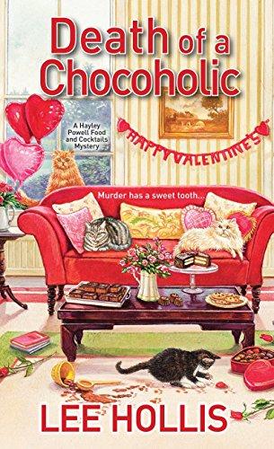 Death of a Chocoholic (Hayley Powell Mystery)