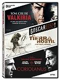 Pack: Coriolanus + Valkiria + En Tierra Hostil [DVD]