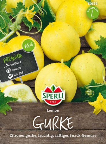 Sperli Salatgurke Lemon