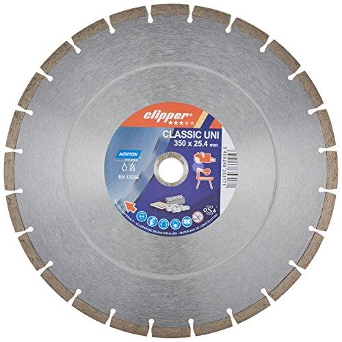 Norton Clipper 70184626813 Diamanttrennscheibe Classic Uni 350x25,4mm