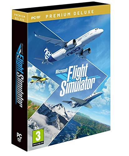 Flight Simulator Premium Deluxe Edition DVD (PC)