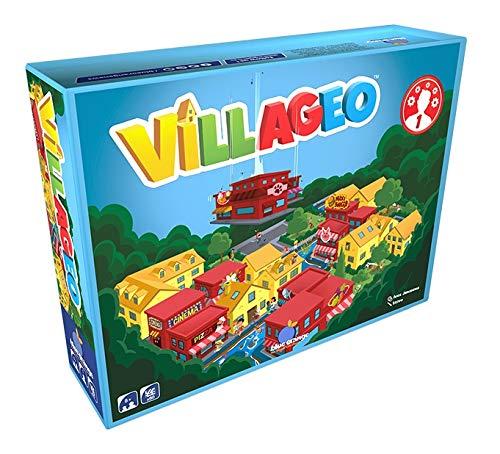 Blue Orange - Jeu de Placement de tuiles - Villageo