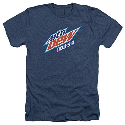 Mountain Dew Dew-SA Logo T-Shirt XX-groß