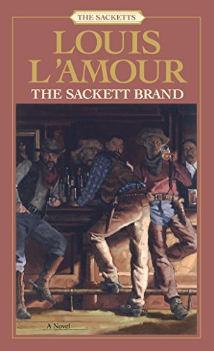 Sackett Brand (Sacketts) by Louis L'Amour (2015-03-20)