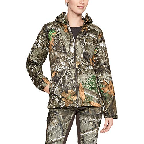 Under Armour Women's Brow Tine Hoodie, Realtree Edge Frame Frame, Small