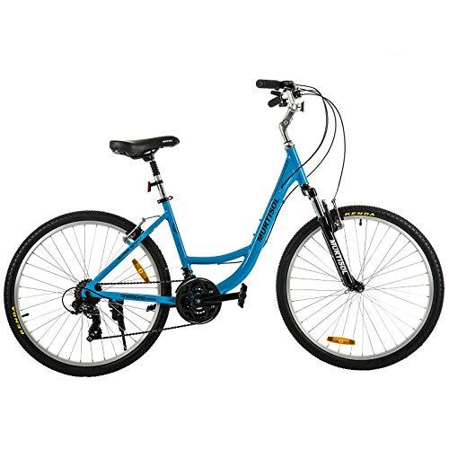 Murtisol 21-Speed Women's Hybrid Comfort Bike
