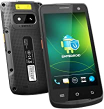 """Upgraded Android 8.1 Handheld Mobile Terminal with Honeywell 2D QR Barcode Scanner (N6603) / 13MP Camera/NFC/GPS, 5"""" Touch..."""