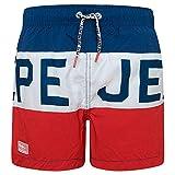 Pepe Jeans TIMY Costumi da Bagno, 255red, 8 Bambino