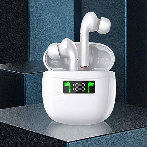 Fliyy - Auriculares Bluetooth inalámbricos con Bluetooth 5.