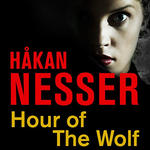 Hour of the Wolf cover art
