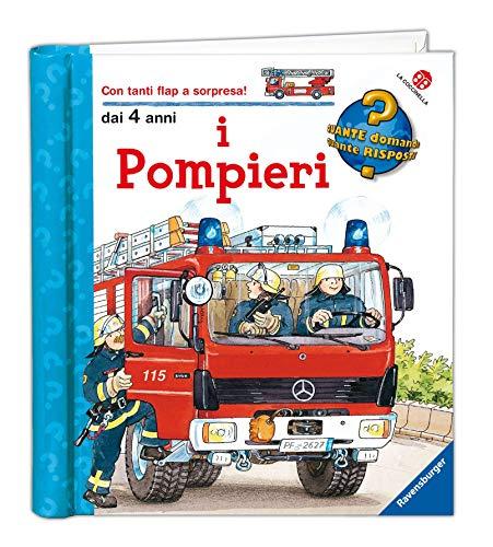 I pompieri. Ediz. illustrata