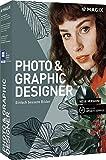 Magix Photo & Graphic Designer 17 Vollversion, 1 Lizenz Windows Bildbearbeitung