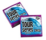 Sticky Bumps Tour Series Cool/Cold Surf Wax (Pack of 3), White