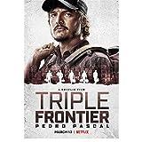 DNJKSA Triple Frontier Movie Ben Affleck Oscar Isaac Poster