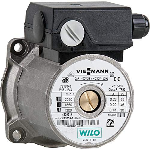 Umwälzpumpenmotor Modell Wilo RS 25-4 Divicon Eurola Art. Nr. 7818045 von Viessmann