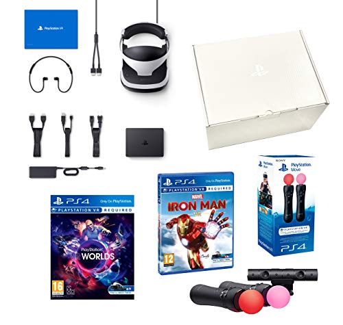 PlayStation VR2 Marvel