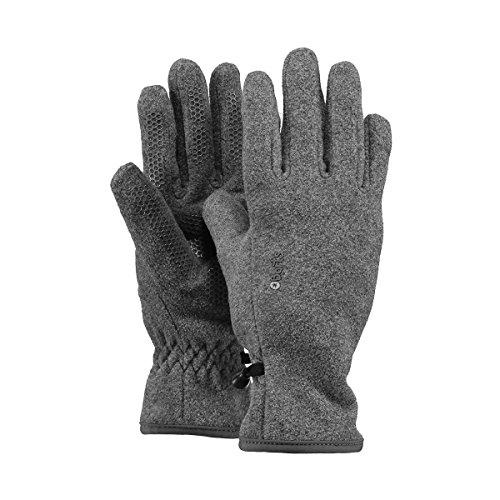 Barts Jungen Handschuhe Grau (Grau) 6