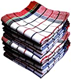 Machine Washable, perfect for washing and drying dishes, cleaning counter tops, mirrors, tables, windows, cars, etc and are very absorbent. The Colour / Design / Print may slightly vary as per availability. The Size is approximately (+/- 1 Inch) 100 ...