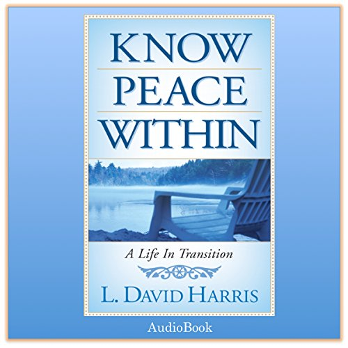 Know Peace Within audiobook cover art