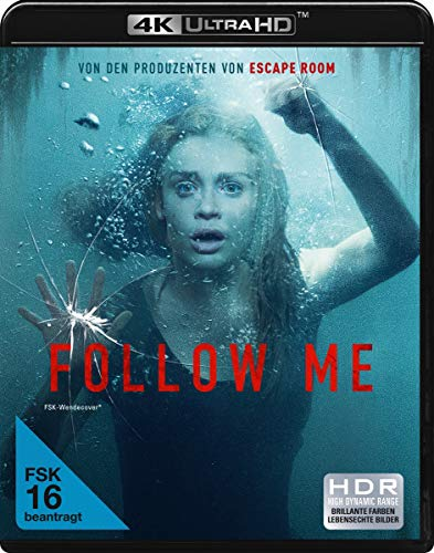 Follow Me (4K Ultra HD) [Blu-ray]