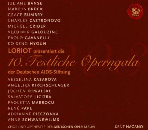 10. Festliche Operngala der Dt. Aids-Stiftung