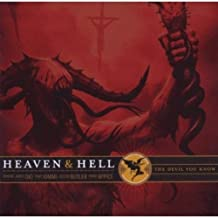 Best heaven and hell the devil you know Reviews