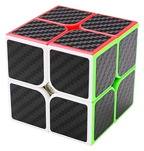 GCX Puzzle de Velocidad 2x2x2 Puzzle Cube Twist Toys