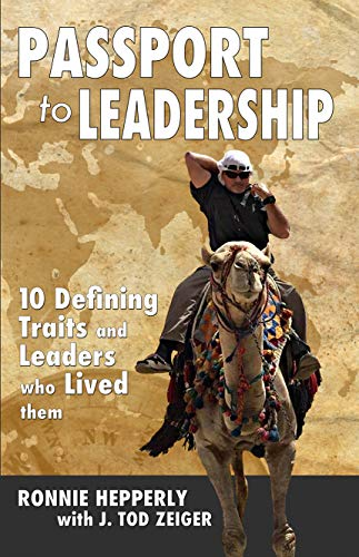 Passport to Leadership: 10 Defining Traits and Leaders who Lived Them (English Edition)