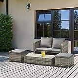 Zoom IMG-1 outsunny mobili da giardino in