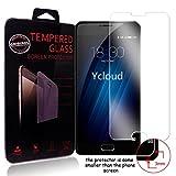 Ycloud Protector de Pantalla para Meizu U20 Cristal Vidrio Templado Premium [9H Dureza][Alta Definicion]