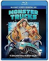 Monster Trucks/ [Blu-ray] [Import]