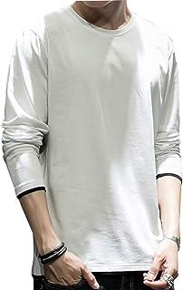 [エアバイ] メンズ 長袖 ロンT カットソー トップス きれいめ カジュアル シンプル
