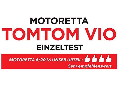 TomTom Vio Motorroller-Navigation (schwarz) - 4