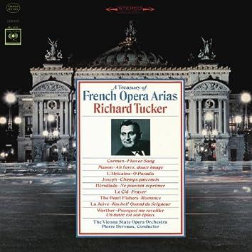 Richard Tucker - A Treasury of French Opera Arias