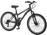Schwinn Sidewinder Mountain Bike, 26-inch Wheels, Womens Frame, Black
