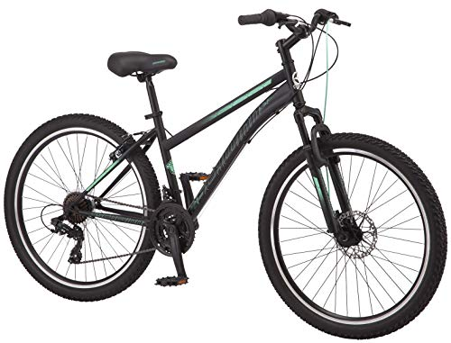 Schwinn Sidewinder Mountain Bike, 26-inch Wheels, Womens Frame, Black