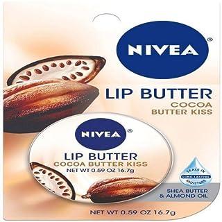 Nivea Lip Butter Tin - Cocoa Butter Kiss - 0.59 oz