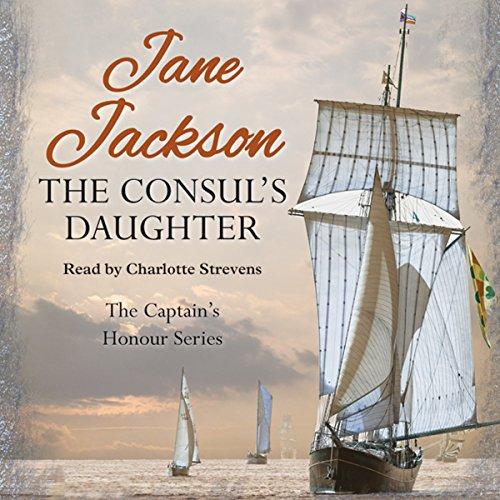 The Consul's Daughter audiobook cover art