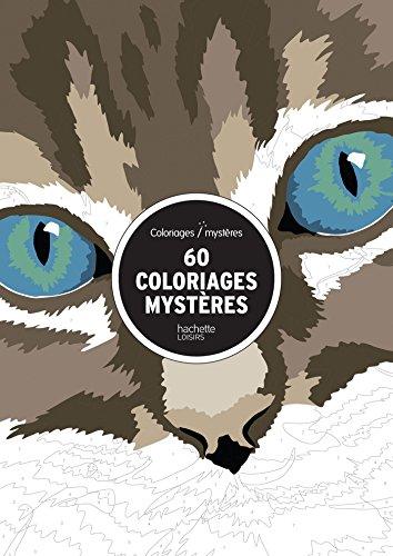 60 coloriages mystères