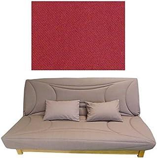 Amazon Fr Housse Clic Clac Rouge Hevea Selection