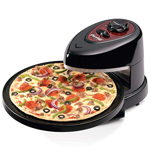 Our #5 Pick is the Presto 03430 Pizzazz Plus Rotating Oven