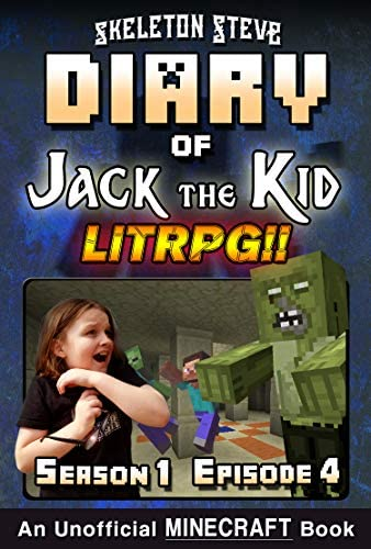 Diary of Jack the Kid A Minecraft LitRPG Season 1 Episode 4 Book 4 Unofficial Minecraft Books product image