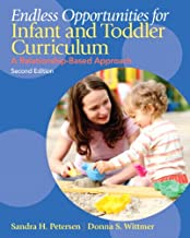 Endless Opportunities for Infant and Toddler Curriculum: A Relationship-Based Approach (2nd Edition)