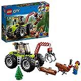 LEGO 60181 City Great Vehicles Tractor forestal (Descontinuado por Fabricante)