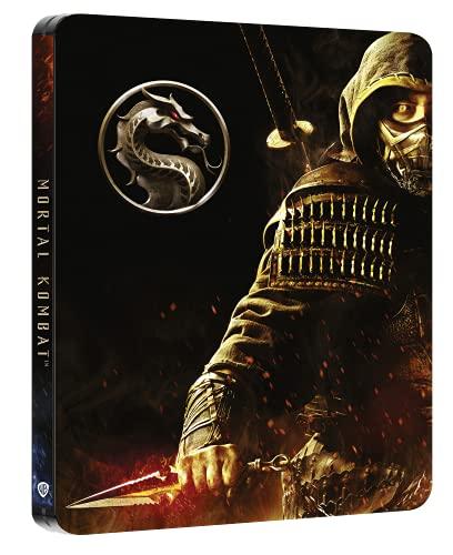 Mortal Kombat Steelbook (4K Ultra HD + Blu Ray)