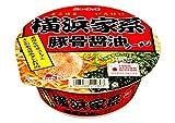 横浜家系豚骨醤油ラーメン 108g ×12食