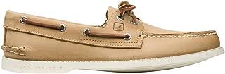 SPERRY Men's Authentic Original Boat Shoe in Cream, 12 US Oatmeal