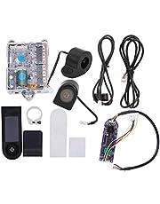Fybida Práctico Kit de Placa controladora de aleación de Aluminio Resistente al Agua Diaplay Profesional para Scooter eléctrico